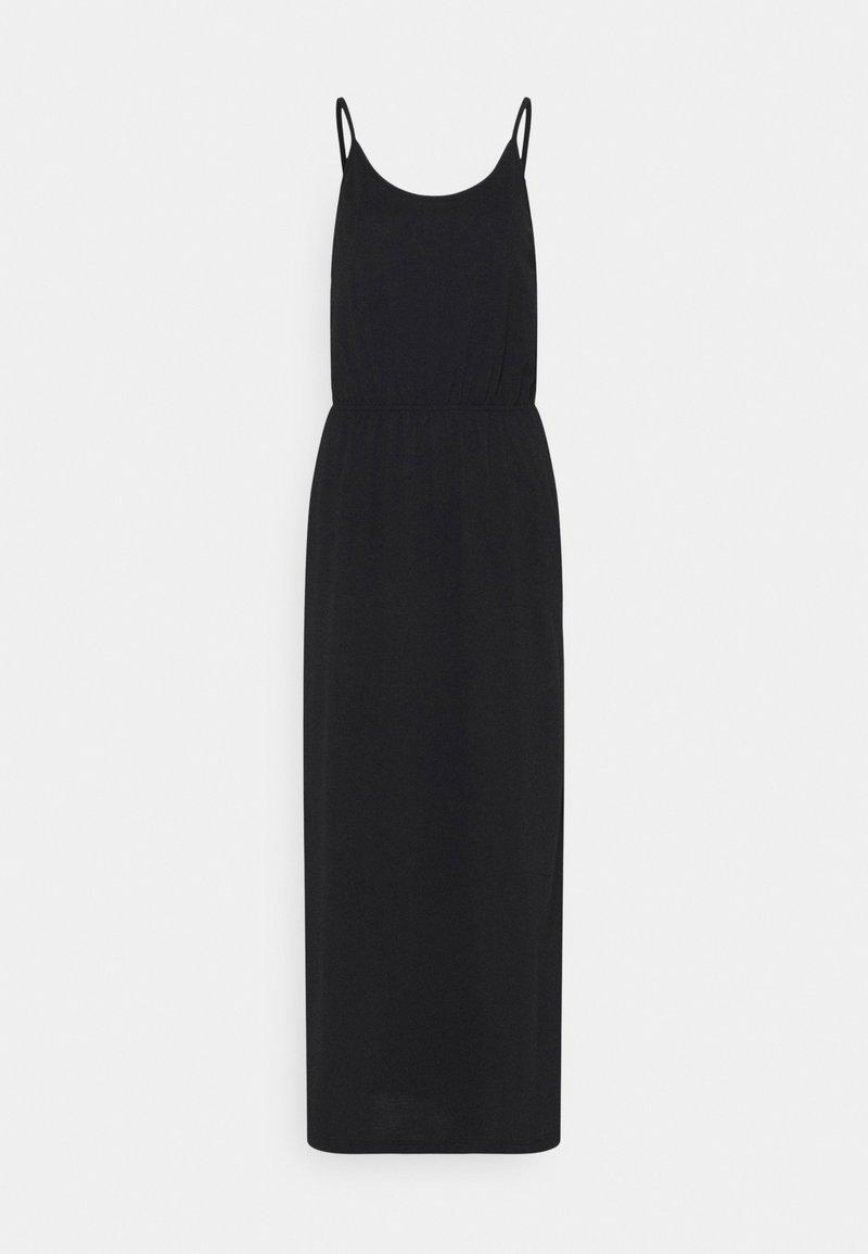 VILA PETITE - VIDREAMERS SINGLET DRESS - Maxi dress - black
