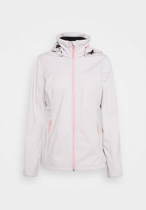 BOISE - Soft shell jacket - steam