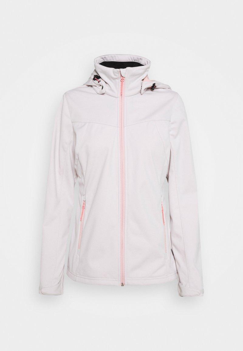 Icepeak - BOISE - Soft shell jacket - steam