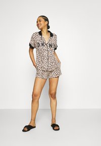 DKNY Intimates - CITY COOL - Pyjamas - brown - 1