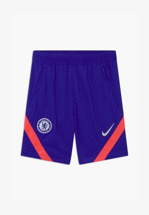 CHELSEA LONDON UNISEX - Sports shorts - concord/white