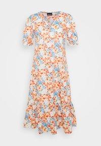 PCYRSA MIDI DRESS  - Day dress - peach