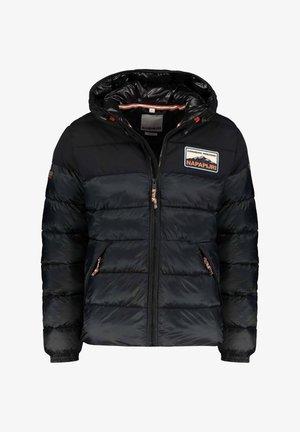 ATER - Winter jacket - schwarz
