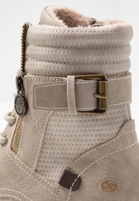 Dockers by Gerli - Lace-up ankle boots - ice - 2
