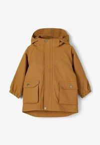 Name it - Waterproof jacket - rubber - 0