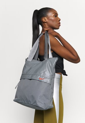 RADIATE 2.0 - Sports bag - particle grey/laser crimson