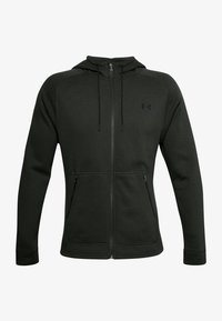 Under Armour - Zip-up hoodie - baroque green