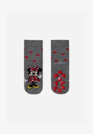 MIT DISNEY-MUSTER - Socks - aloe