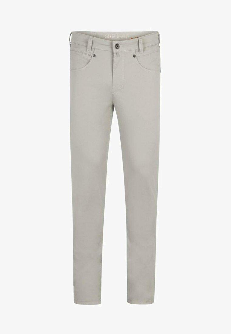 Joker Jeans - FREDDY  - Slim fit jeans - platin
