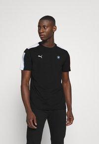 Puma - TEE - Print T-shirt - black - 0