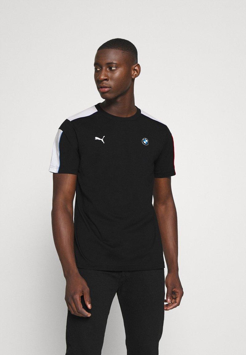 Puma - TEE - Print T-shirt - black