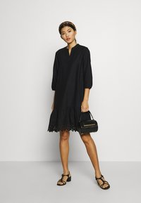 Saint Tropez - DRESS - Kjole - black