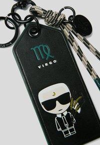 KARL LAGERFELD - K/ZODIAC VIRGO - Key holder - black/multi - 2