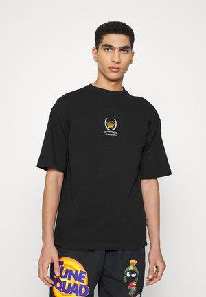 CREST UNISEX  - T-shirt print - black