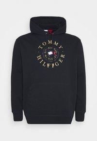 Tommy Hilfiger - ICON COIN HOODY - Sweatshirt - desert sky - 0