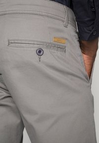 Esprit - Trousers - grey - 4