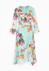 YAS - YASMALLA 3/4 DRESS SHOW - Kjole - light green - 4