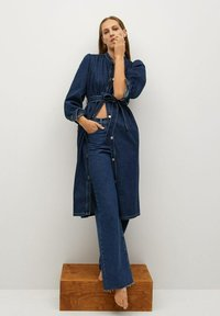 Mango - AVENIR-A - Denim dress - dunkelblau - 4