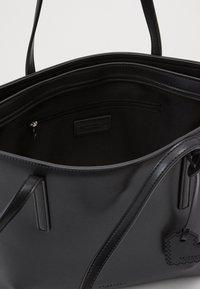 Seidenfelt - LYNGDAL - Tote bag - black - 2