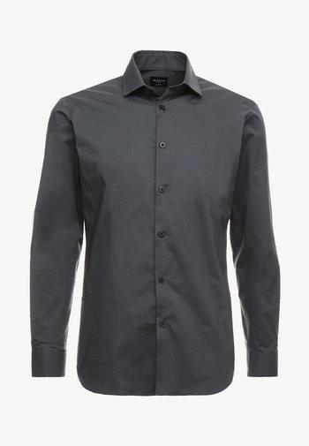 SLHSLIMBROOKLYN - Finskjorte - dark grey