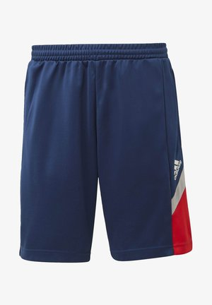 TANGO SPORTS FOOTBALL 1/2 SHORTS - Sports shorts - navblu/scarle