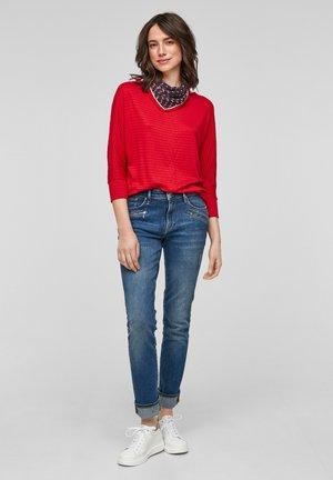 Foulard - red aop