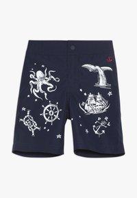 Polo Ralph Lauren - TRUNK SWIMWEAR BOARDSHORT - Swimming shorts - french navy - 0