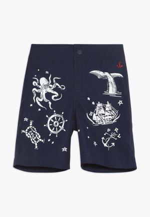 TRUNK SWIMWEAR BOARDSHORT - Swimming shorts - french navy