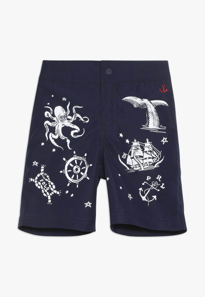 Polo Ralph Lauren - TRUNK SWIMWEAR BOARDSHORT - Swimming shorts - french navy