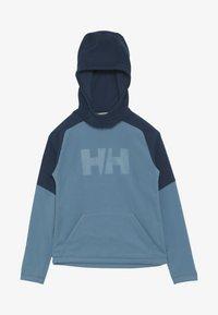 Helly Hansen - DAYBREAKER HOODIE - Hættetrøjer - blue fog - 3
