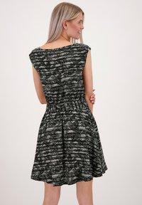 alife & kickin - SCARLETTAK - Jersey dress - steal - 2