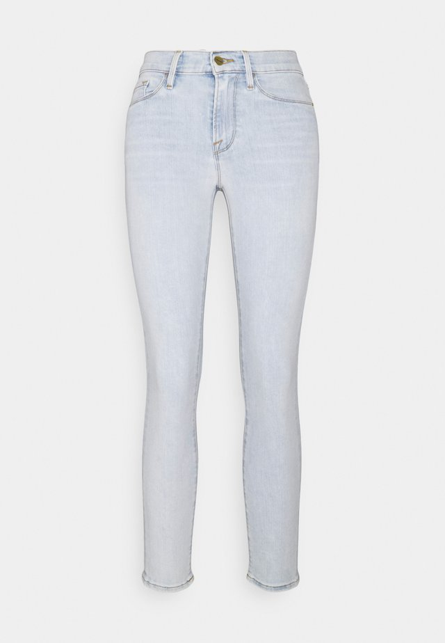 LE SKINNY DE JEANNE CROP - Jeans Skinny Fit - division