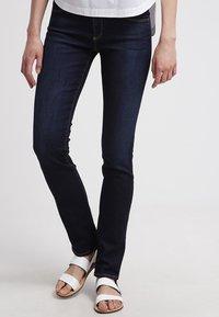 AG Jeans - HARPER - Straight leg jeans - dark blue denim - 0