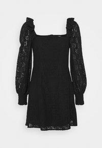 Fashion Union - DRESS - Cocktail dress / Party dress - black - 4