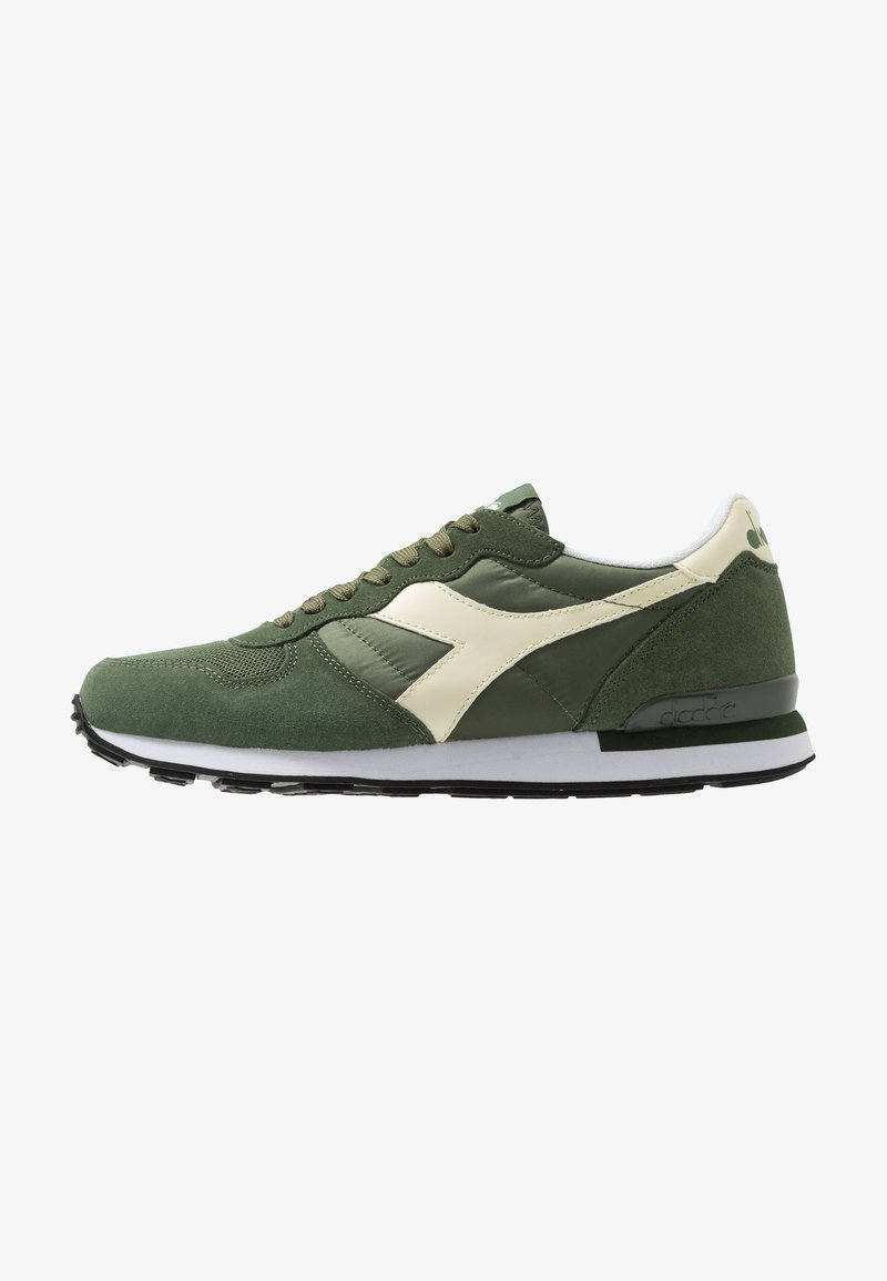 Diadora - ICONA UNISEX - Sneakers laag - olivine/whisper white