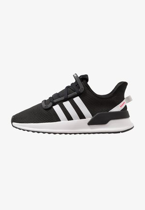 U_PATH RUN - Trainers - core black/ash grey