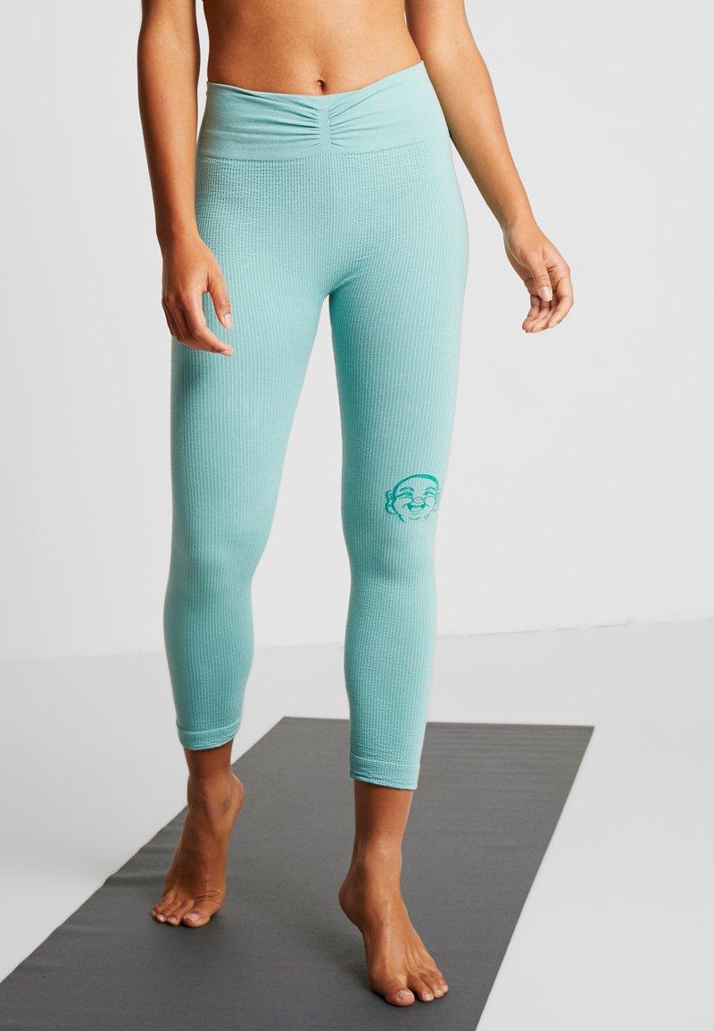 Yogasearcher - SHANTI - Legging - celadon