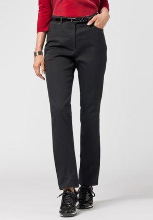 STYLE INA - Jean slim - black