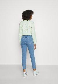 Trendyol - MAVI - Jeans straight leg - blue - 2