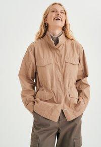 InWear - YUMA - Light jacket - amphora - 0