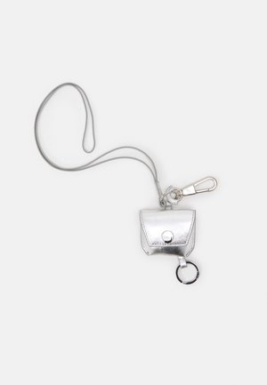 AIRPOD PRO HOLDER - Sleutelhanger - silver