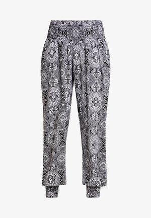 LADIES SARONG PANTS - Trousers - black