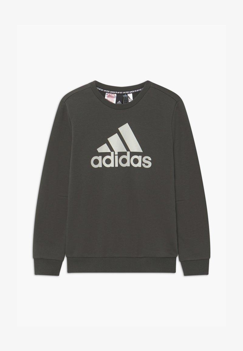 adidas Performance - CREW UNISEX - Sweatshirt - legear/orbgry