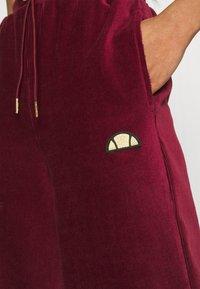 Ellesse - VALERIE - Trousers - burgundy - 5