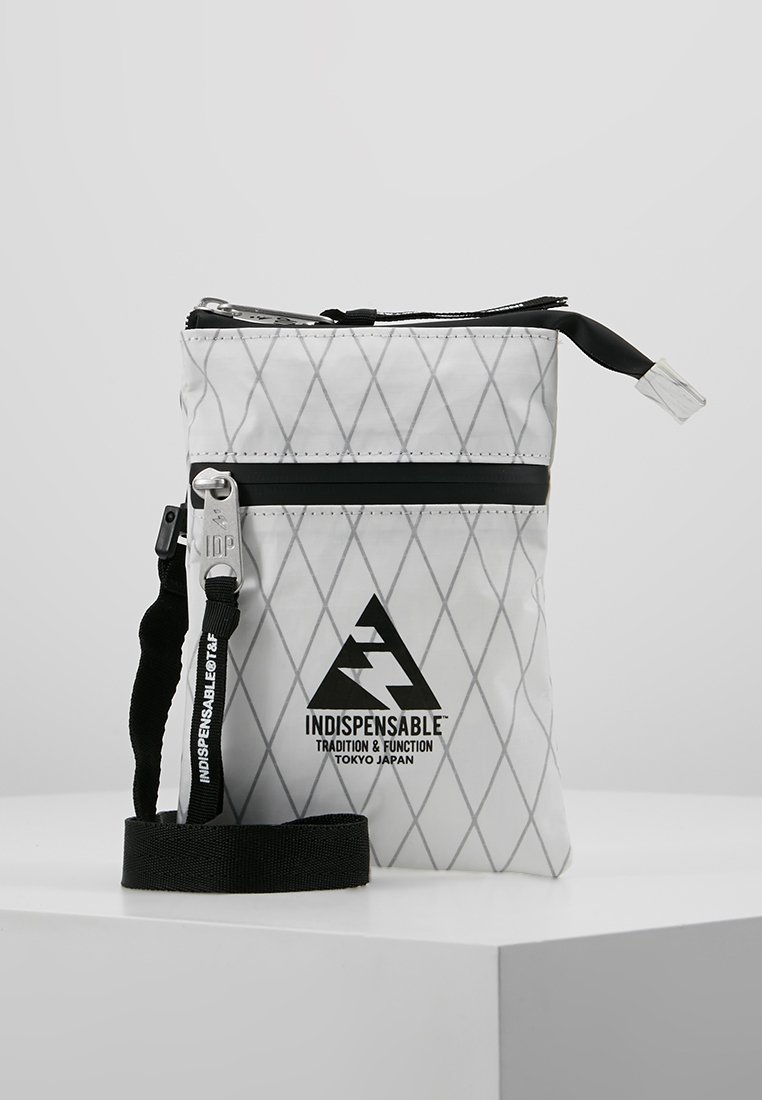 Indispensable - NECKPOUCH - Across body bag - white