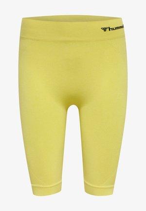 Leggings - celandine melange