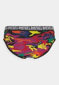 Diesel - UMBR-ANDRETHREEPACK- 3 PACK - Underbukse - pink/black - 2