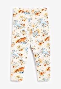 Next - 3 PACK - Leggings - Trousers - orange - 1