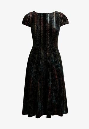SKATER DRESS - Cocktail dress / Party dress - black