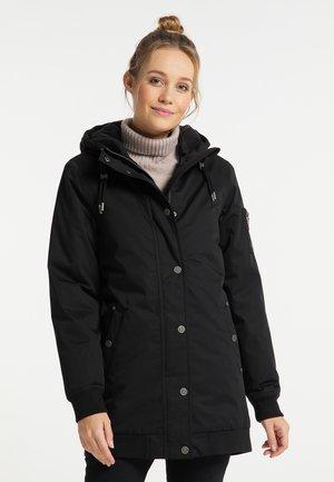 Zimní kabát - schwarz